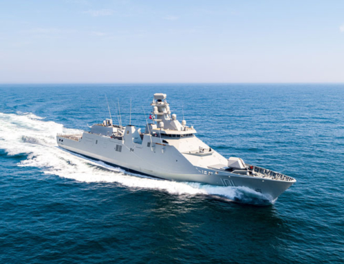 Alewijnse delivers electrical fit-out for Mexico's OPV ARM Reformador